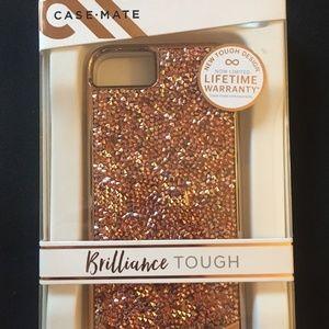 Casemate brilliance rosegold iphone 8 plus
